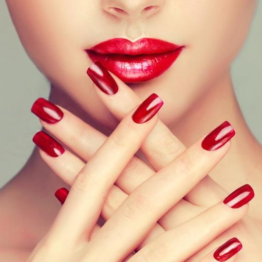 Nail treatment at Lady Grace Nail and Skin Centre