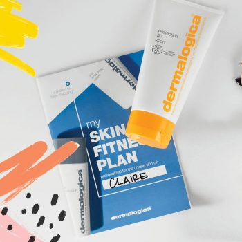 Dermalogica Face Mapping Skin Fitness Plan