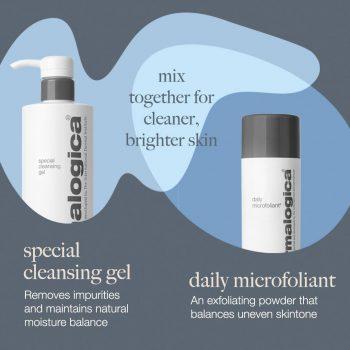 Dermalogica Mix Together for cleaner brighter skin