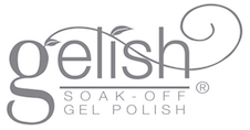 Gelish Logo at Lady Grace Nail and Skin Centre