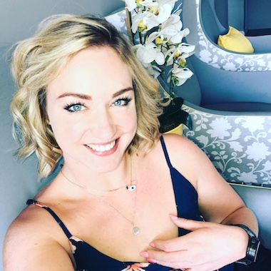 Kim McCusker owner at Lady Grace Nail and Skin Centre