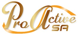 ProActive SA Logo at Lady Grace Nail and Skin Centre