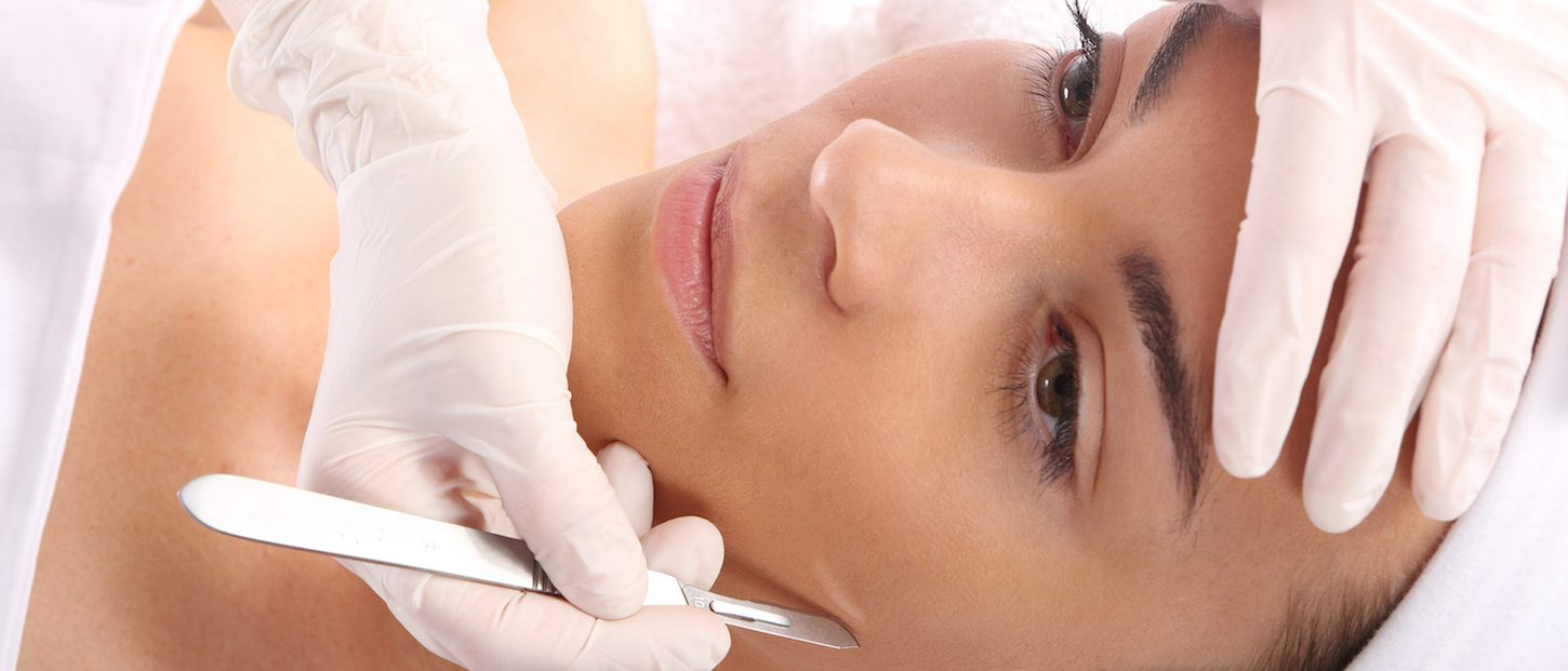 Lady Grace Nail and Skin Centre Dermaplaning Facial Treatment