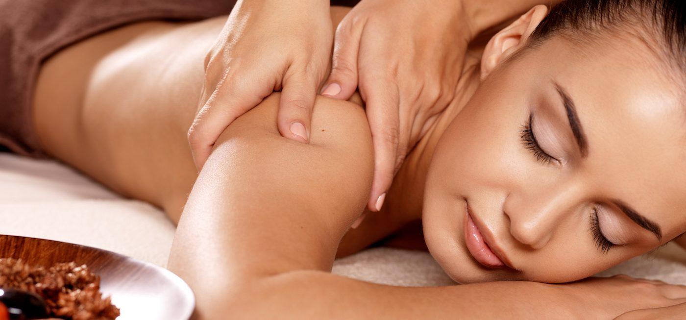 Lady Grace Nail and Skin Centre Swedish Massage Treatment